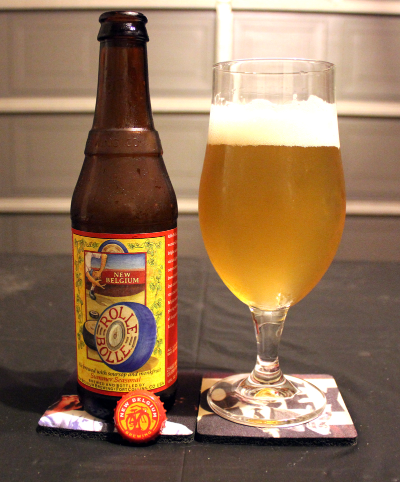 Review: New Belgium Brewing Company Rolle Bolle