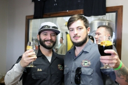Rob (owner) & Steve (Manager) of Big Hops Growler Station in the house! www.bighops.com