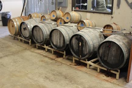 Nice barrels!