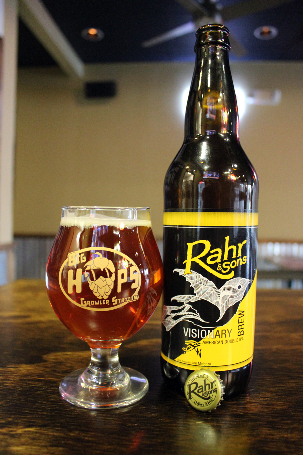 Rahr Brewery Tour Review