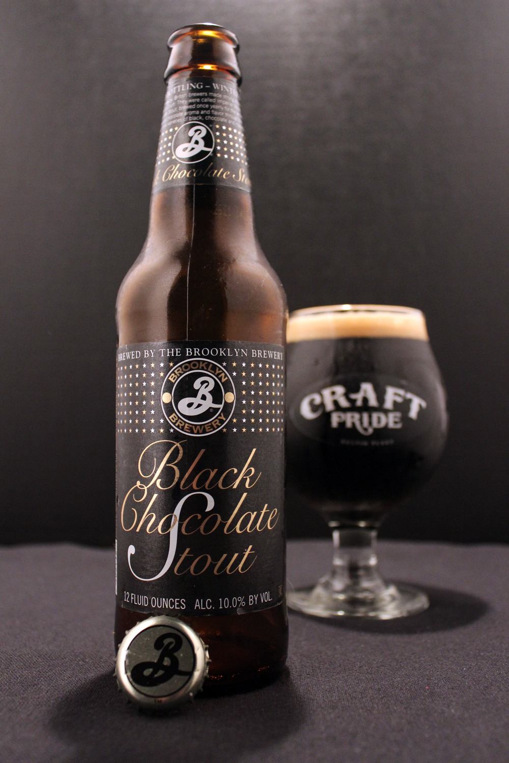 Beer Review: Brooklyn Brewery Black Chocolate Stout (2011 ...