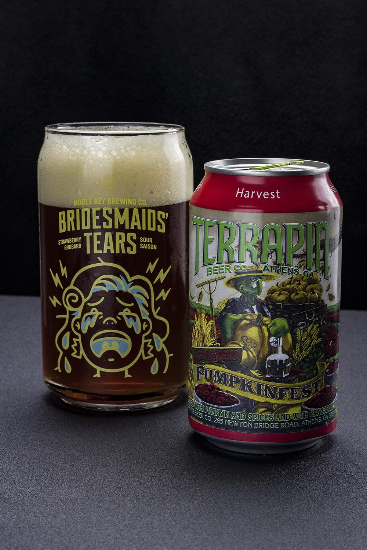 Beer Review: Terrapin Beer Company Cranberry Pumpkinfest