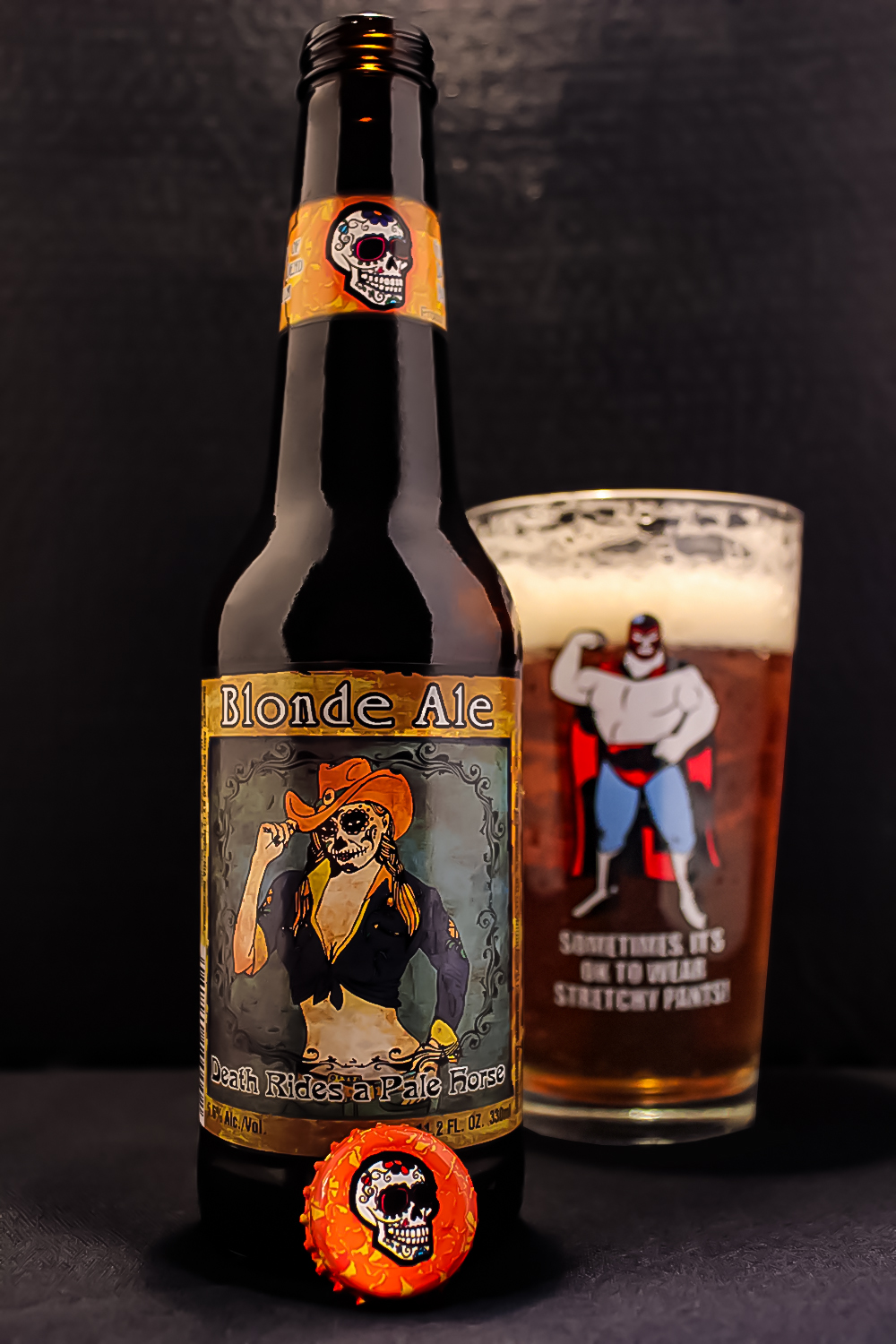 Retro Review: Cerveceria Mexicana Day of the Dead Beer ...
