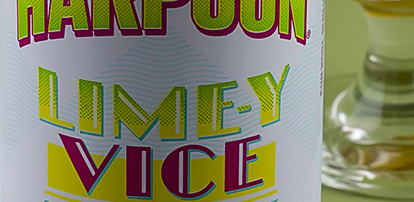 Beer Review: Harpoon Brewery Lime-y Vice